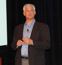 Bob Azzi, senior vice president of networks at Sprint
