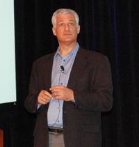 Bob Azzi, senior vice president of networks at Sprint
