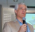 Bob Azzi, Sprint's senior vice president of networks