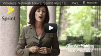 Sprint LTE video