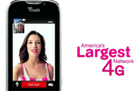 Amerca's largest 4g network t-mobile