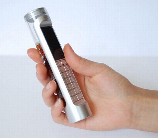 Coca-Cola powered phone concept phone