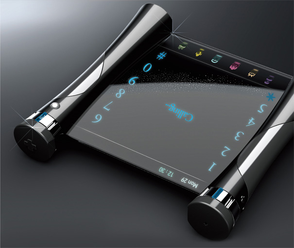 visual sound concept phones
