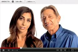 Cablevision OMGFAST Joe Namath