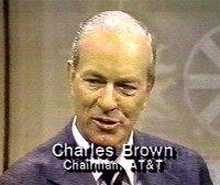 Charles Brown, AT&T