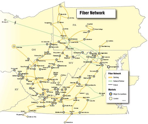 Lumos fiber network
