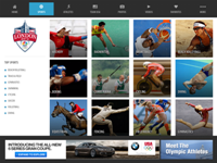 Olympics online video streaming