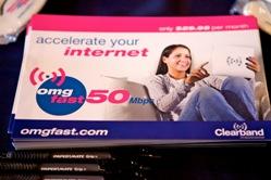 OMGFast advertising