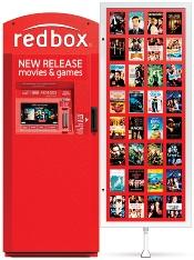 Redbox kiosk