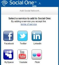 Social One Time Warner Cable