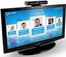 Tely HD screen