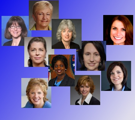Women in Wireline 2012