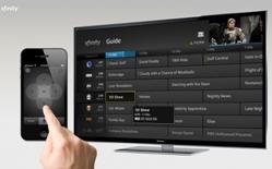Comcast X1 app