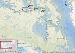 Arctic Fibre northern Canada