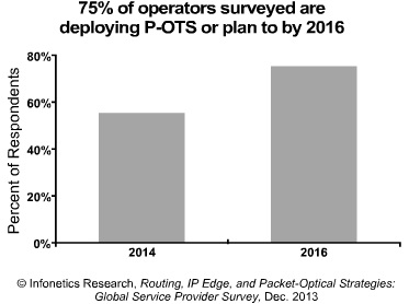 Infonetics P-OTS operators