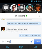 Chat Heads - Facebook Messenger