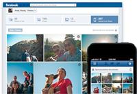 Facebook photo sync - iOS
