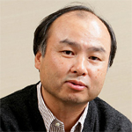 Masayoshi Son, CEO, SoftBank