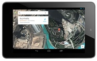 Google Maps - Tablet