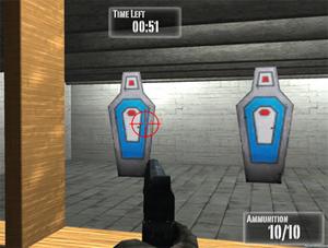 NRA's Practice Range