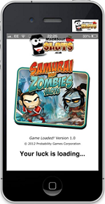 Samauri vs. Zombies Slots