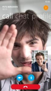 Skype - Windows Phone