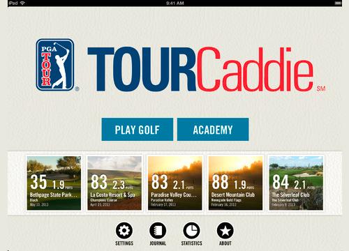 PGA: Tour Caddie