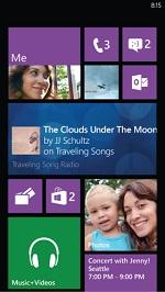 Pandora - Windows Phone 8