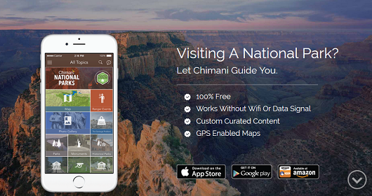 Chimani home page